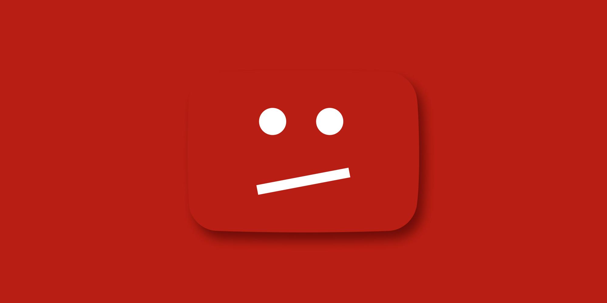 حل مشكلة اليوتيوب لا يعمل على الأندرويد أو الآيفون
