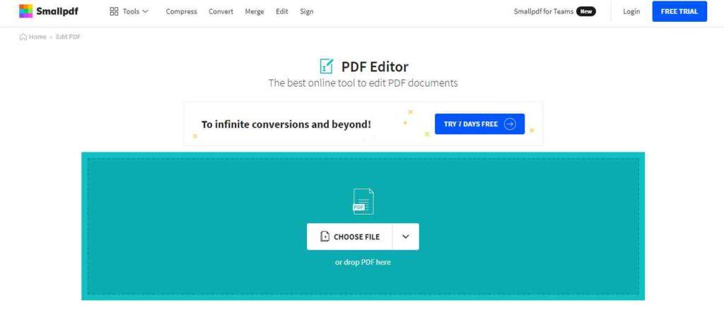 تعديل ملفات PDF للكمبيوتر و الاندرويد و الايفون