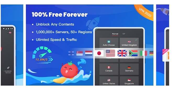 افضل تطبيقات VPN للاندرويد 2021 1