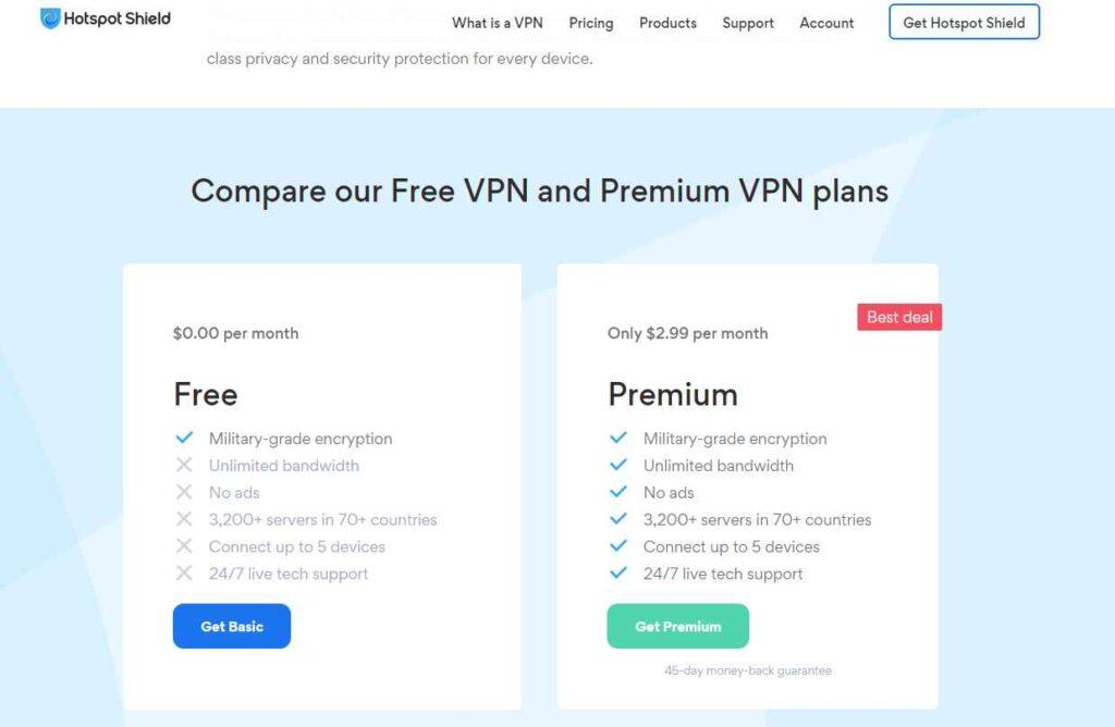 افضل مواقع تقدم خدمة VPN للكمبيوتر 2021