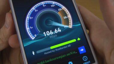 زيادة سرعة الإنترنت