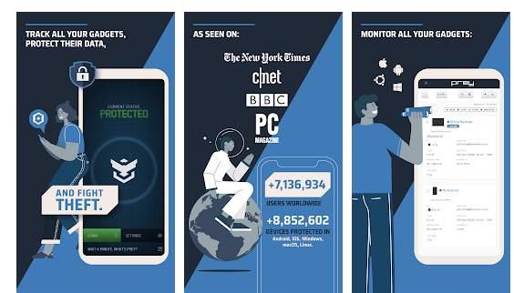 افضل تطبيقات البحث عن الهاتف المفقود 2021