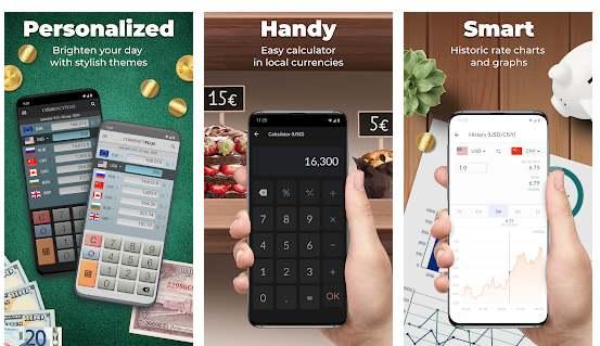 افضل تطبيقات تحويل العملات للاندرويد و الايفون 2021