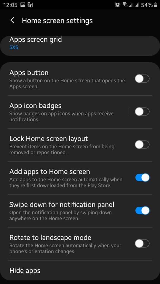 كيفية اخفاء التطبيقات على هواتف الاندرويد 2021