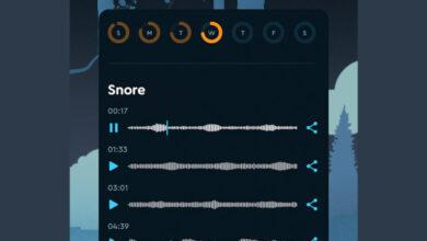 أفضل تطبيقات تتبع النوم