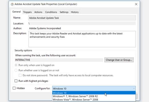 3 طرق لإصلاح برنامج جدولة مهام Windows 10 3