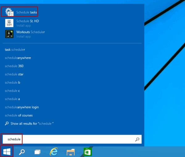 3 طرق لإصلاح برنامج جدولة مهام Windows 10 1
