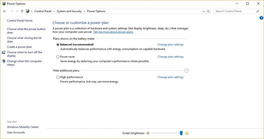 أكثر من طريقة لتسريع Windows 10 1
