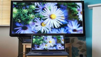 ٣ من أهم طرق تشغيل اللابتوب على التلفزيون 18