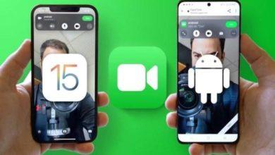 كيفية استخدام برنامج فيس تايم FaceTime لنظام Android 1