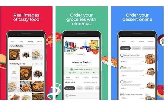 افضل تطبيقات توصيل الطعام في مصر 2021