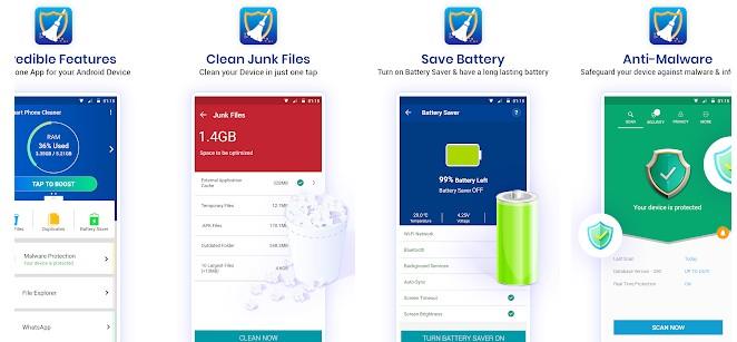 افضل 3 تطبيقات تسريع الالعاب و تحسين اداء الهاتف 2021