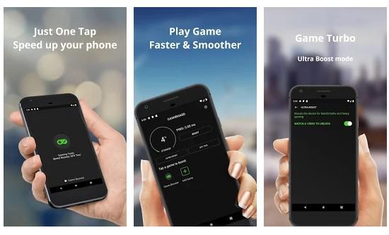 افضل تطبيقات تسريع الالعاب و تحسين اداء الهاتف 4