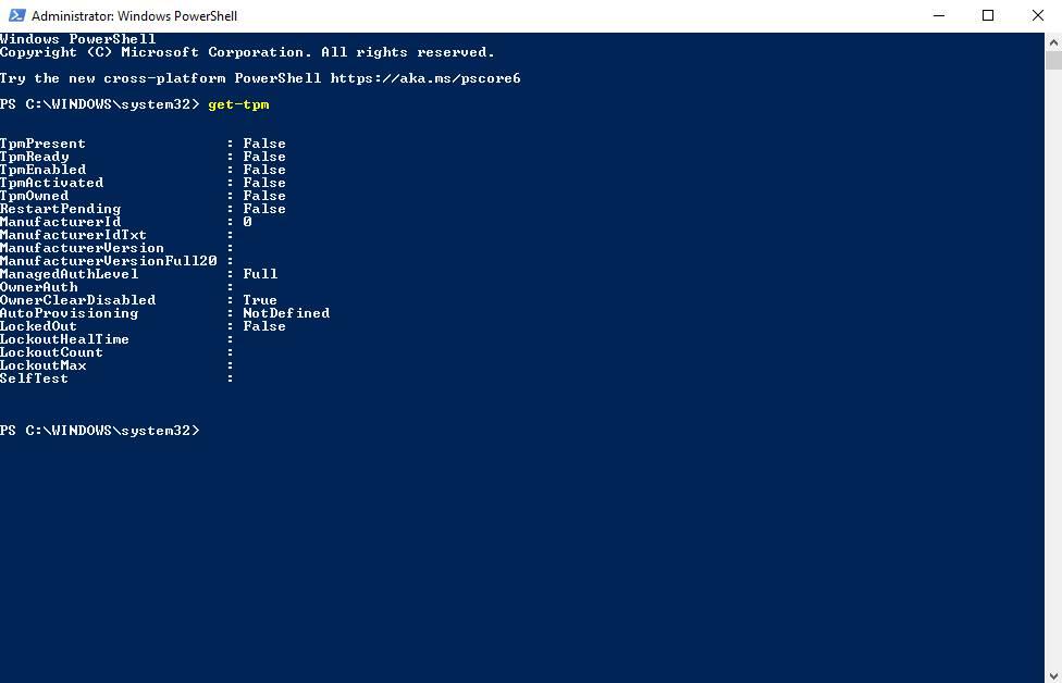 ما هي شريحة Tpm 2.0 و كيفية تفعيلها لتثبيت ويندوز 11 5
