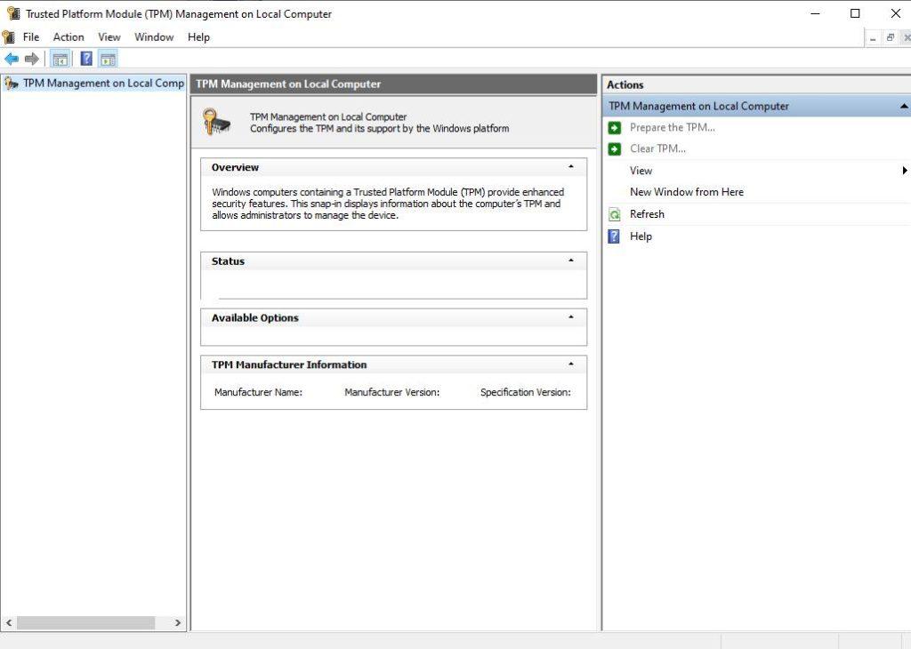 ما هي شريحة Tpm 2.0 و كيفية تفعيلها لتثبيت ويندوز 11 8