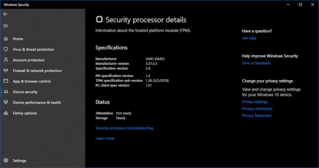 ما هي شريحة Tpm 2.0 و كيفية تفعيلها لتثبيت ويندوز 11 2