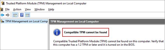 ما هي شريحة Tpm 2.0 و كيفية تفعيلها لتثبيت ويندوز 11 7