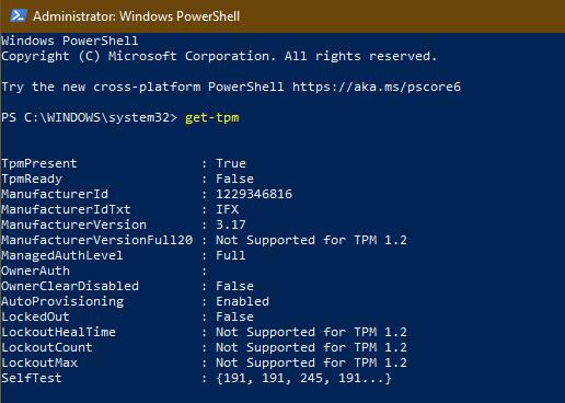 ما هي شريحة Tpm 2.0 و كيفية تفعيلها لتثبيت ويندوز 11 4