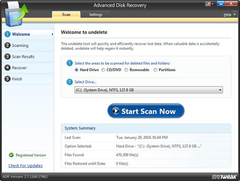 طرق استعادة الملفات المحذوفة بشكل نهائي في ويندوز 10 2