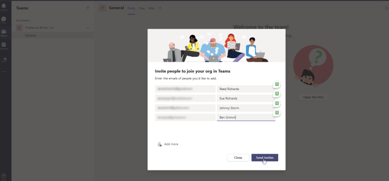 استخدام Microsoft Teams لاجتماعات الفيديو مجانا 5