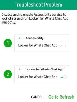 كيفية إخفاء المحادثات الخاصة بك على واتساب بدون أرشفة 2021 5