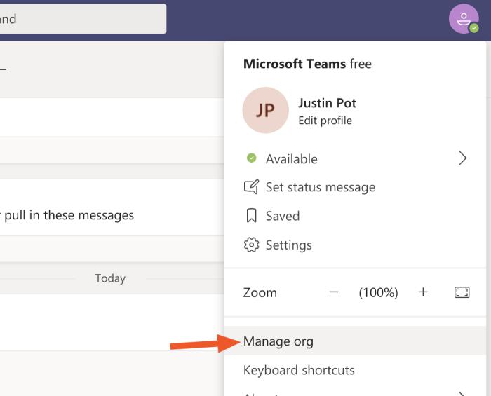 استخدام Microsoft Teams لاجتماعات الفيديو مجانا 6