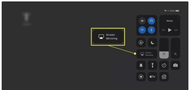 كيفية توصيل الايباد بالتلفزيون او البروجكتر باكثر من طريقة