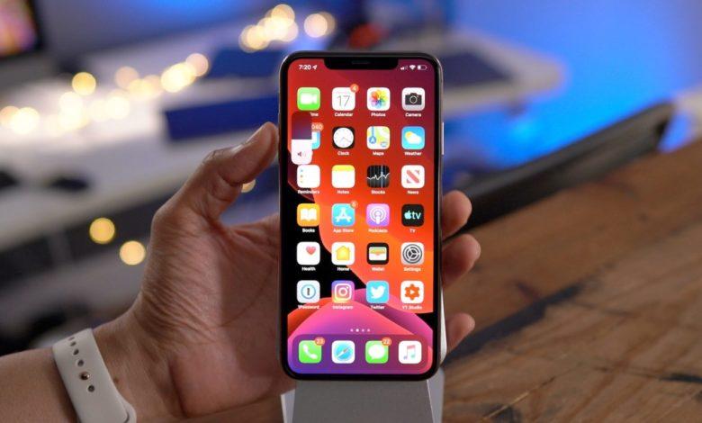 حذف تطبيقات الايفون الافتراضية التي تأتي مع الهاتف 1