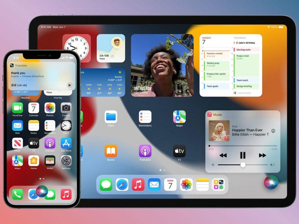 ميزات نظام iOS 15 و ميعاد اصداره و كيفية تثبيته