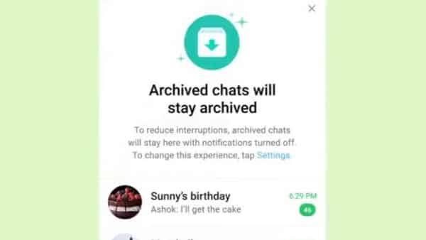كيفية إخفاء المحادثات الخاصة بك على واتساب بدون أرشفة 2021 1