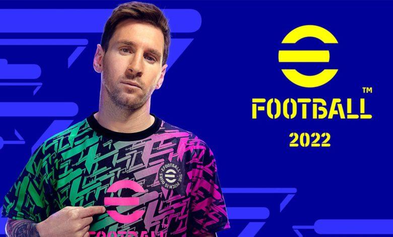 تحميل بيس eFootball 2022 للكمبيوتر مجانا 1