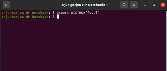 كيف يمكنك تشغيل تطبيقات الأندرويد على لينكس بدون محاكى 4