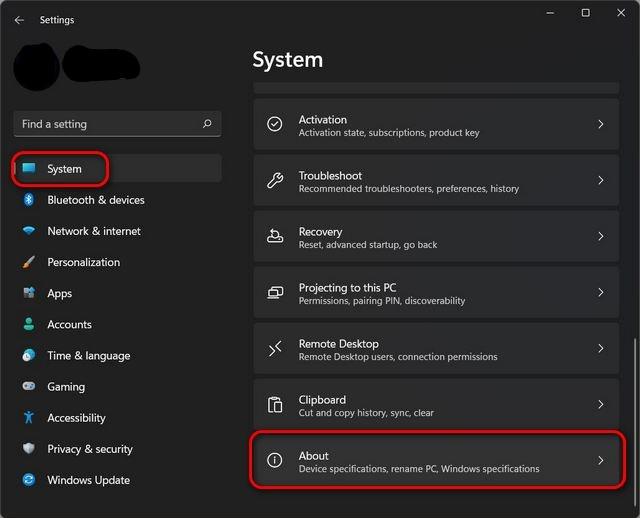 كيف يمكنك فحص هاردوير الكمبيوتر لويندوز 11 3