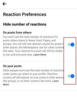 كيف يمكنك اخفاء اعجابات الفيس بوك 5